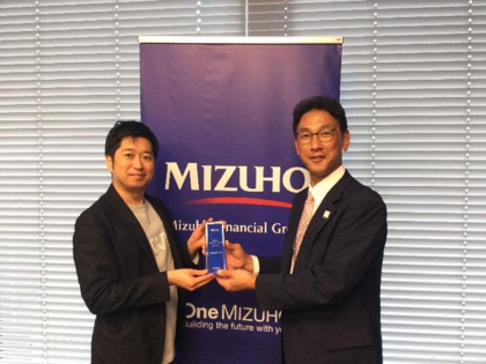 AWL、「Mizuho Innovation Award」を受賞